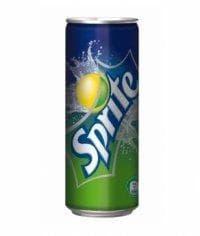 Газированный напиток Sprite 330мл банка