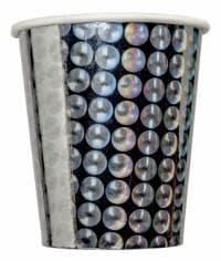 Бумажный стакан двухслойный 300 мл Holographic (100 шт)