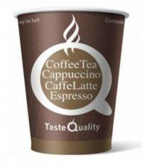 Бумажный стакан Taste Quality (100 шт) d=80 250мл
