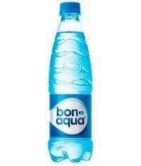 BonAqua БонАква вода без газа 500мл ПЭТ 0.5