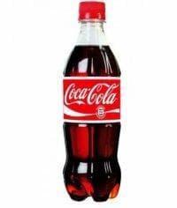 Кока Кола Coca Cola 500 мл ПЭТ 0.5л