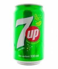 7-Up Севен Ап 330мл банка 0.33
