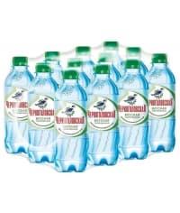 Вода мин. газированная Черноголовская 500 мл ПЭТ