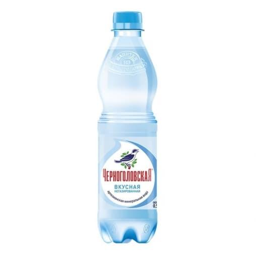 Вода минеральная Черноголовская 500 мл ПЭТ