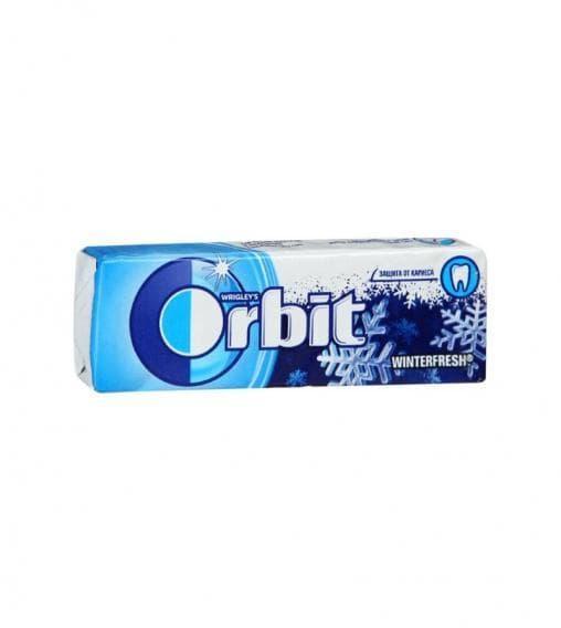 Жевательная резинка Orbit Winterfresh Зимняя свежесть 13,6г